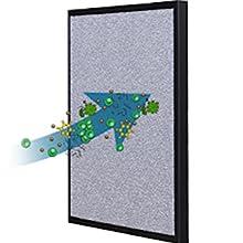 1. Nano-Cold Catalyst Filter