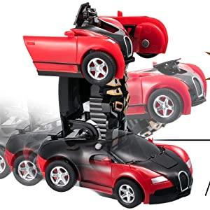 Robot car.