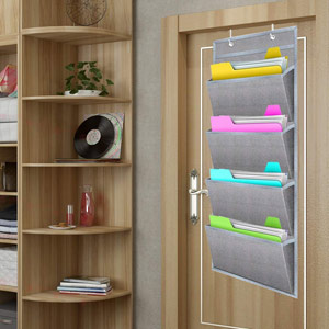 hanging wall file organizer