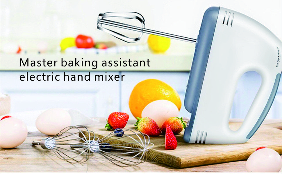 electric hand mixer electric whisk cake mixer egg beater handheld mixer