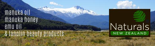 Naturals New Zealand banner