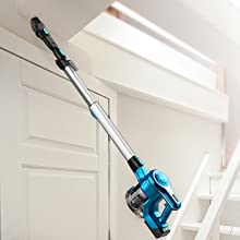 vacuum cleaner for wall
