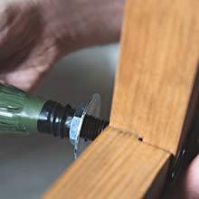 ¿Cómo montar un soporte de madera?