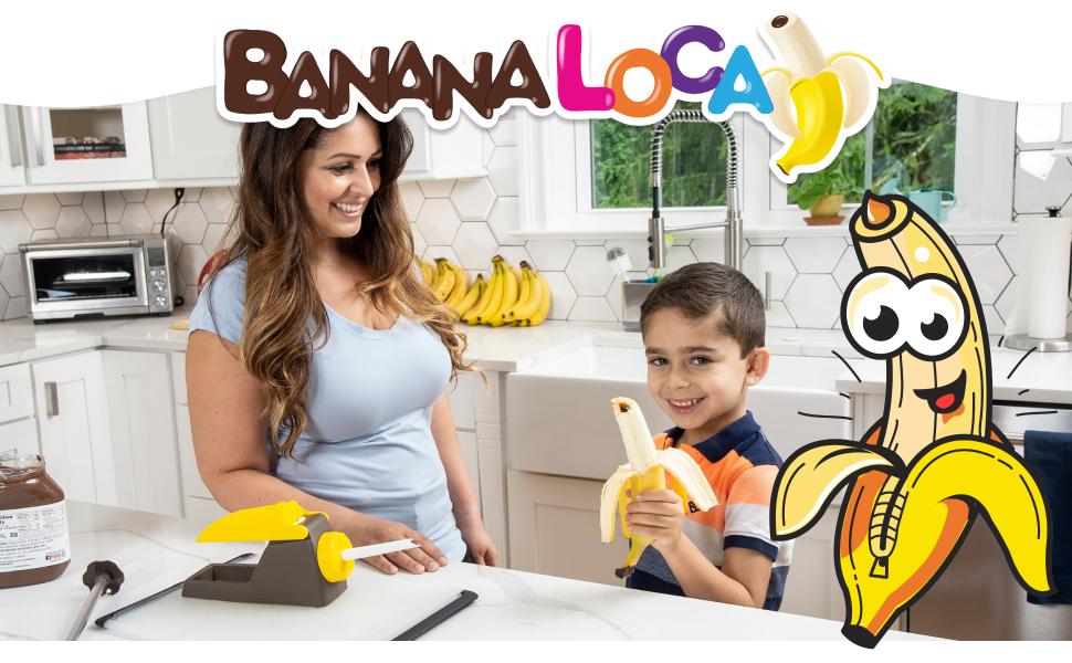 banana loca banner