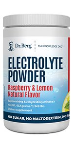 Electrolyte Original Powder Plus