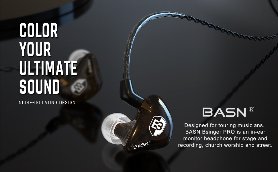 earbud monitors