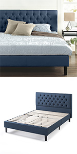 Zinus Misty Bed