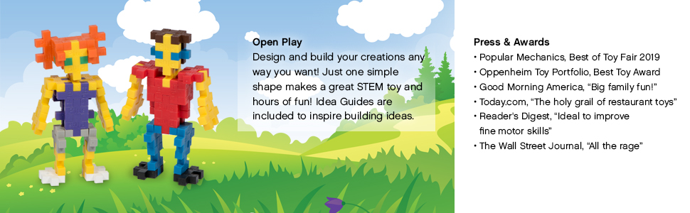 plus plus, construction toy, building blocks, lego, baseplate, mini maker tube, puzzles, pieces