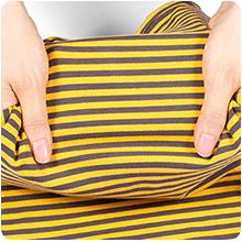 dog tee shirt sleeveless vest striped vest