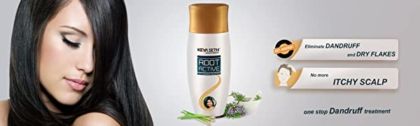 Root Active Anti Dandruff Solution