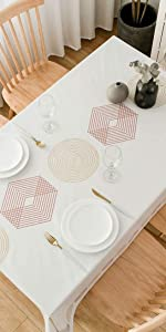 Tablecloth Heavy Weight No.023