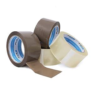 gws pakket tape verpakking tape bruin transparant