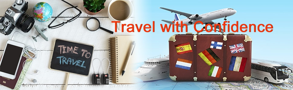 cable padlocks for travel