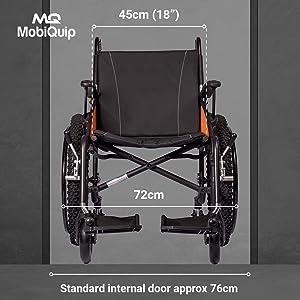 """G explorer 18"""" 45cm seat size medium"""