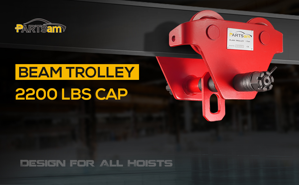 partsam beam trolley