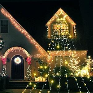 outdoor star lights