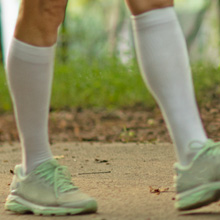 Doctor's Choice Graduated Compression Knee Highs