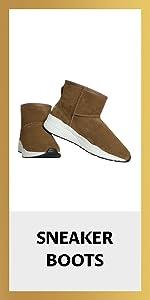 sneaker boots