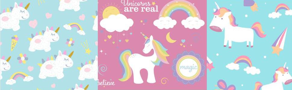 unicorn school bags for girls stylish