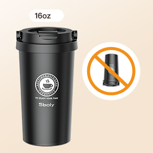 Stainless steel To Go cup