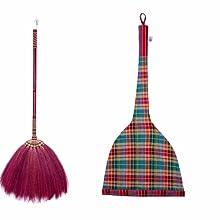 asian broom thai filipino vietnamese grass flower straw corn broom bamboo stick indian chinese broom