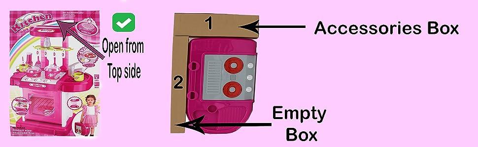 How To assemble Kitchen Set, JVM Kitchen Set for Girls, Barbie Kitchen Set