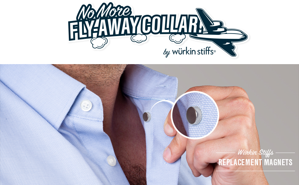 Collar Stay Magnets