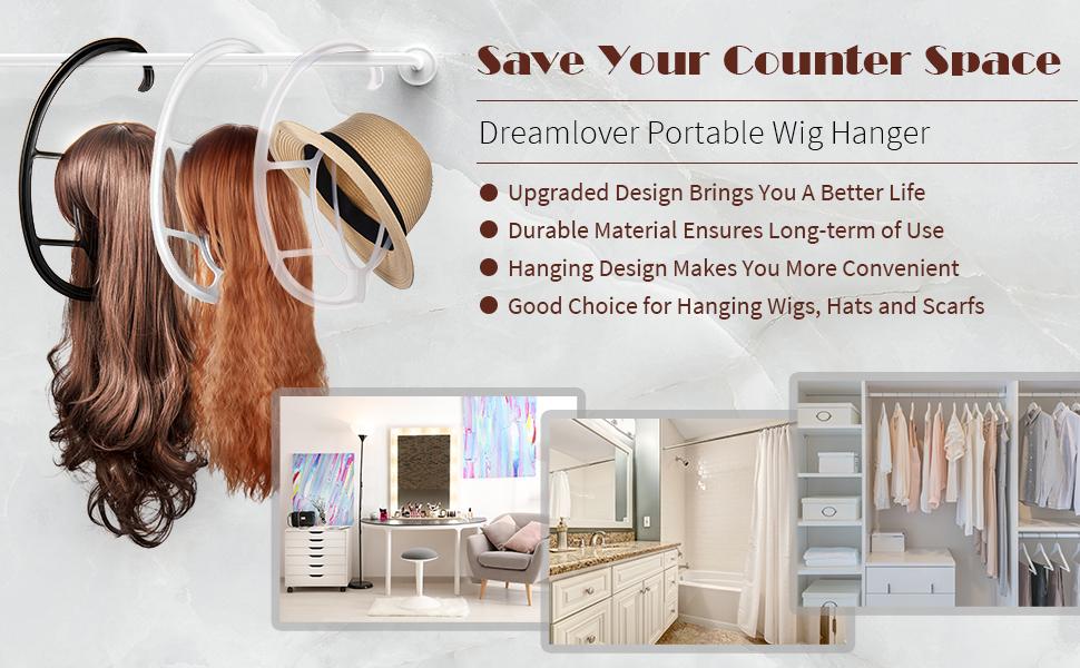 Dreamlover Wig Hanger