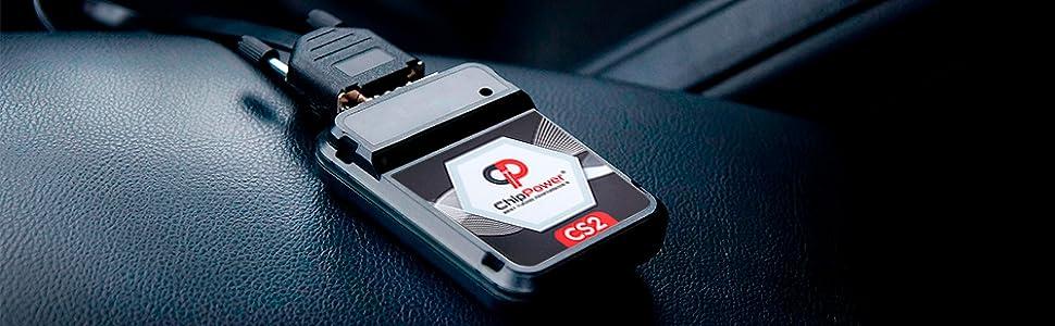 Chiptuning Chippower Cs2 Für Golf V 5 1 6 Fsi 2003 2009 Tuningbox Benzin Mit Plug Drive Chip Tuning Mehr Leistung Und Weniger Verbrauch Auto