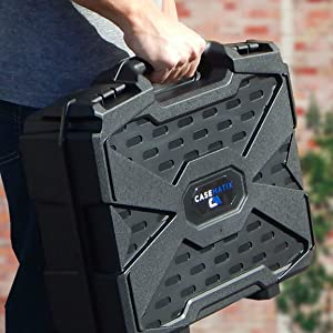handle for laptop case carrying cover