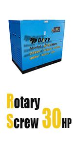 30HP Rotary