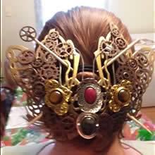 Steampunk Jewelry Accessory