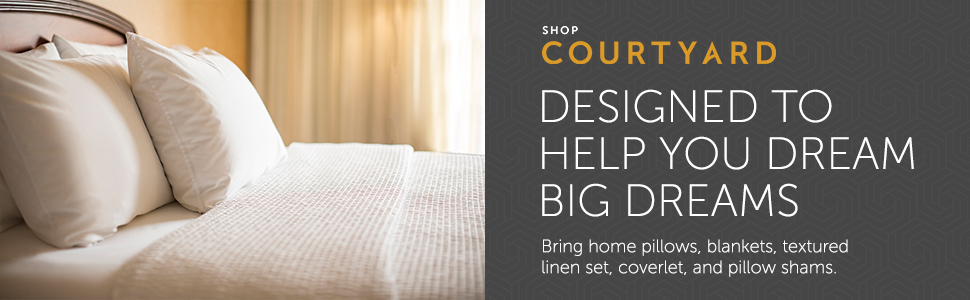 Shop Courtyard - Designed To Help You Dream Big Dreams