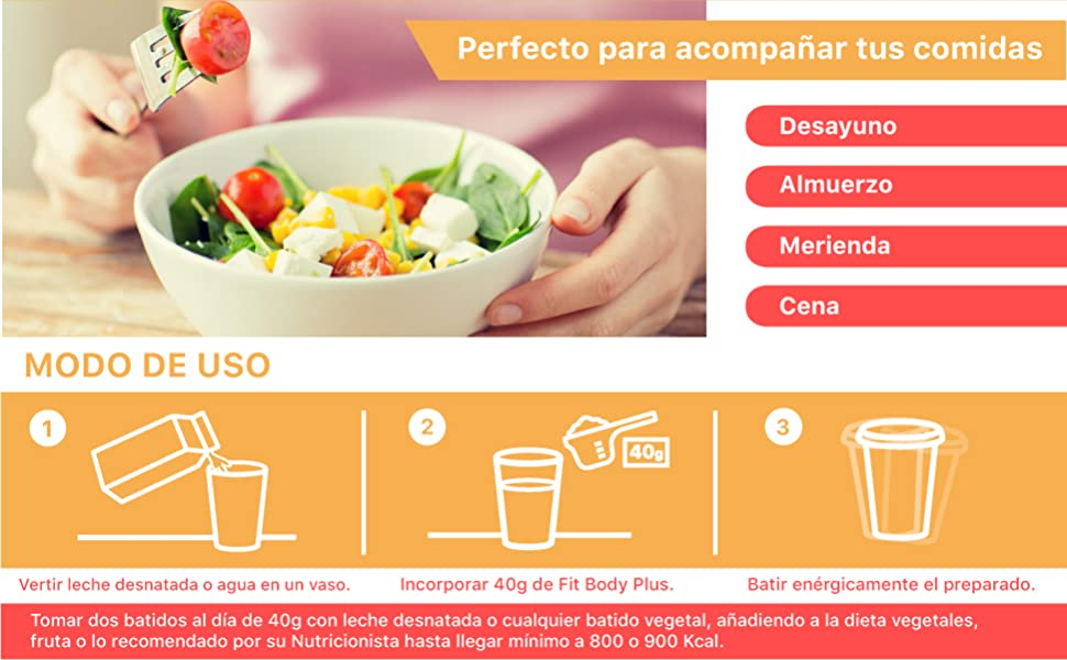 Pack adelgazamiento : Batido sustitutivo de comida + quema grasas termogenico dieta hombre y mujer (Vainilla - Cookies, 480gr): Amazon.es: Salud y cuidado personal