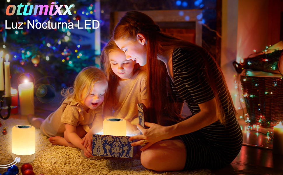 Luz nocturna LED