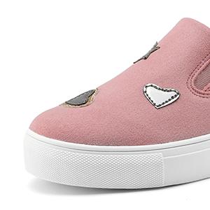 DREAM PAIRS Girls Casual Sneakers Slip