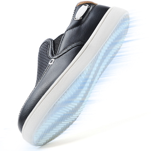 The non-slip outsole of these boys & girls sneakers are durable and safe for your kids to wear.