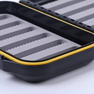 fly fishing box waterproof
