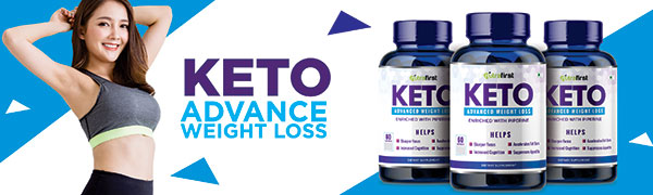 Keto Fat Burner, Nutrafirst Keto Advanced, Keto pills, Keto 60 capsules