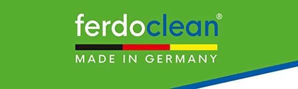 ferdoclean ferdoproducts logo