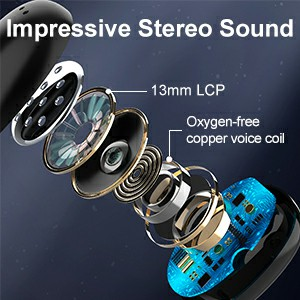 Impressive sound quality