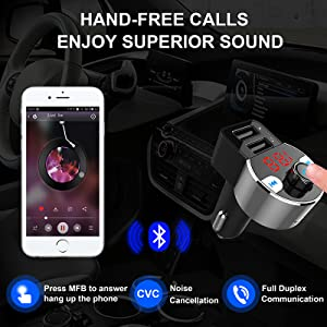 bluetooth handsfree call