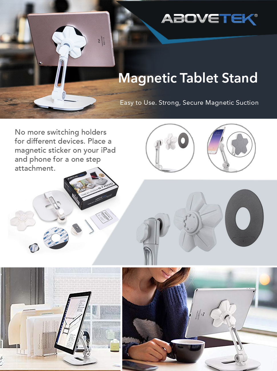 magnetic stand
