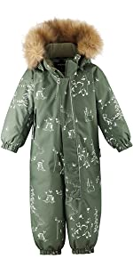 Lappi Infant and Toddler Snowsuit