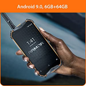 ulefone armor 3wt rugged cell phone