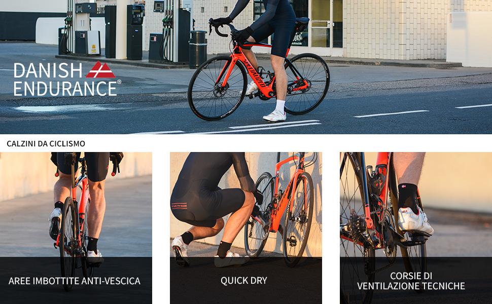 Gambali invernali BRN nero grigio online shop abbigliamento ciclista