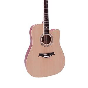 body of guitar