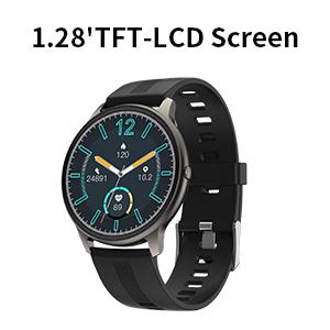 1.28'TFT-LCD Screen