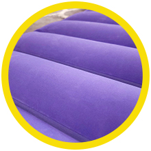 Air bed inflatable dream floaties sleepover bed guest airbed kids bed good banana