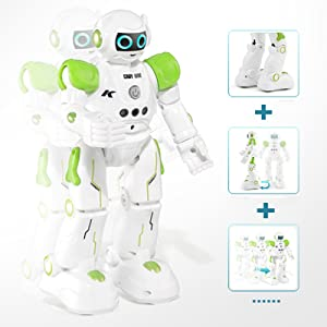 Programmable robot toys
